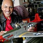 Roscoe Brown Jr, Tuskegee Airman