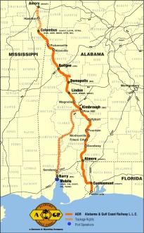 Microsoft Word - FASTLANE II Western Alabama Rail Improvement Project Background Information.docx