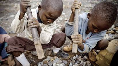 child-miners