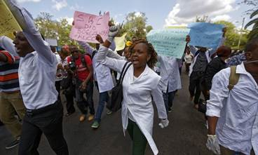 protest-in-kenya